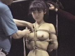【エロ動画】細腕強烈高手小手・連縛遊戯のエロ画像