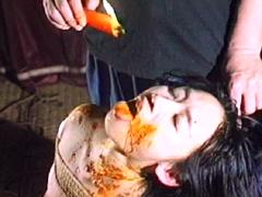 【エロ動画】緊縛イズム10 人妻奴隷縄嵐・蝋責め絶叫快楽のエロ画像