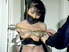 【エロ動画】地獄縄・悦楽縛り 野口優子のSM凌辱エロ画像