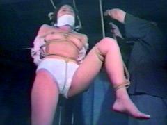 【エロ動画】ぬれき好み・紫乃緊縛徹底縄愛撫のエロ画像