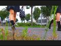 【復刻版】カタツムリがローファーで踏み潰される!2