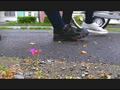 【復刻版】カタツムリがローファーで踏み潰される!2 8