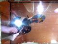 普通の女性・小百合さんがザリガニ・ゴキブリ・魚を踏む サンプル画像0001