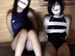 監禁された2人の女子校生