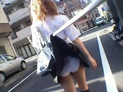 いたずらパンチラ  ~女子校生のパンティ~ Vol.2
