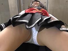 美少女コスプレイヤー ドアップ食い込みパンティ!2
