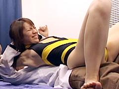 【エロ動画】フルネルソン3 竹下あやのエロ画像