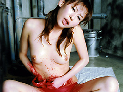 【エロ動画】腹切り3のSM凌辱エロ画像