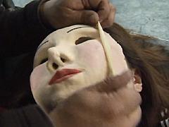 マスク剥ぎ 第1巻