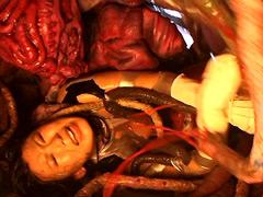 【エロ動画】体内寄生 第5巻 神山杏奈のエロ画像