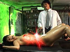 【エロ動画】電気ショック 第2巻のエロ画像