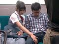 女子○学生が興味半分で逆痴漢してきた!
