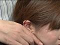麻紐が絞まる方向に苦悶の表情 8