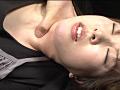麻紐が絞まる方向に苦悶の表情 17