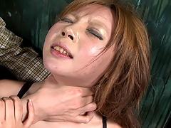 【エロ動画】淡い呼吸と朦朧の意識に怯えのエロ画像
