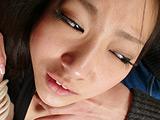 眼窩に朽ち喉頭の薄皮に紫斑 【DUGA】