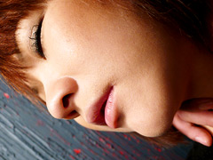 【エロ動画】喉頸に窒息と絶脈に嗚咽の舌のエロ画像