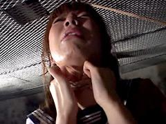 【エロ動画】美少女探偵 拷問のエロ画像
