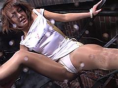 中田サリナ:おもらし53
