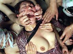 【エロ動画】HEROINE餓鬼地獄 Vol.01のエロ画像