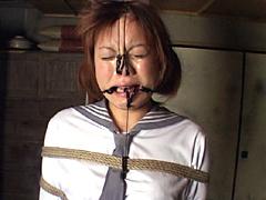 【エロ動画】KINBAKU〜緊縛〜27のエロ画像