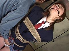 【エロ動画】KINBAKU〜緊縛〜26のエロ画像