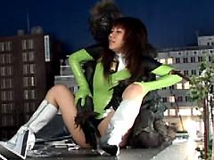 【エロ動画】ミラーレディーのエロ画像