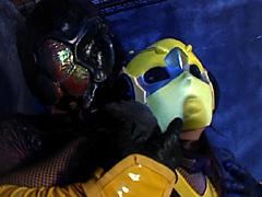 【エロ動画】忍者 Vol.08のエロ画像
