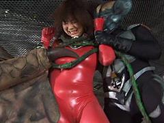 【エロ動画】スーパーヒロインドミネーション Vol.11のエロ画像