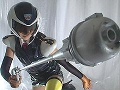 【エロ動画】電脳特捜インスペクターG ACT03のエロ画像