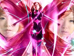【エロ動画】黒き魔装の誘惑2 邪悪に染まる聖なる桃のエロ画像