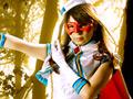 魔法美少女戦士 フォンテーヌ 栗林里莉
