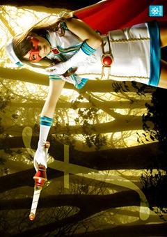「魔法美少女戦士フォンテーヌ 栗林里莉」のパッケージ画像