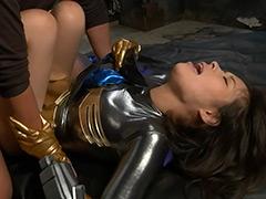 【エロ動画】高飛車ヒロイン羞恥責め - コスプレ本番動画