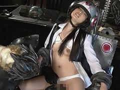 レンジャーピンク(変身前) ドミネーション編 凌辱編