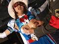 ヒロイン乳腋責め -仮面の騎士ルビーナイト- 美咲結衣