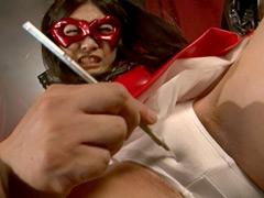 【エロ動画】SUPER HEROINE アクションウォーズ フェニックスS - コスプレ本番動画