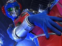 【エロ動画】サイボーグヒロイン 機械戦士マシンジャーのエロ画像