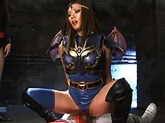 【エロ動画】女幹部ヒーロー凌辱 魔女ジンガーヌの恐怖のエロ画像