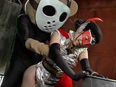 【エロ動画】美少女仮面プリンシパル 第一話のエロ画像