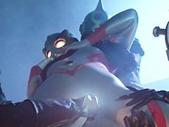 【エロ動画】巨大ヒロイン(R) フェリスのエロ画像