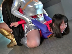 【エロ動画】スーパーヒロインレズドミネーション スーパーレディーのエロ画像