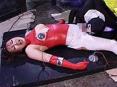 【エロ動画】ニューハーフヒロイン03のエロ画像