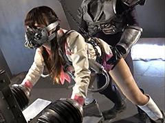 【エロ動画】非変身ヒロイン 電撃戦隊パーフェクトレンジャーのエロ画像
