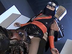 【エロ動画】女下忍衆 其の弐 雑魚くノ一はかなき大散華のエロ画像