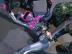 【エロ動画】スーパーヒロインドミネーション地獄 ブライトファイブのエロ画像