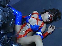 【エロ動画】鉄腕DOLLミライダーXRのエロ画像
