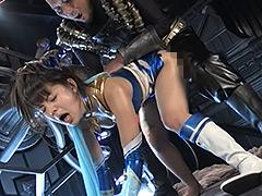 【エロ動画】美少女戦士チアナイツのエロ画像