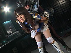 【エロ動画】スターセイバーズ セイバージェミニのエロ画像