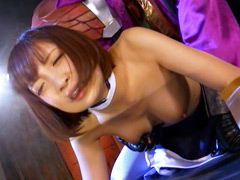 【エロ動画】スーパーヒロイン絶体絶命!! Vol.62のエロ画像